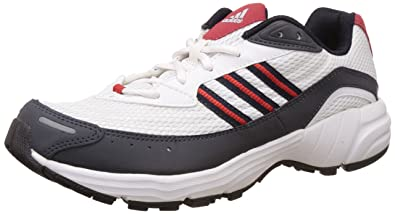 adidas Men's Razor M1 N.Navy, White and C.Red Running Shoes