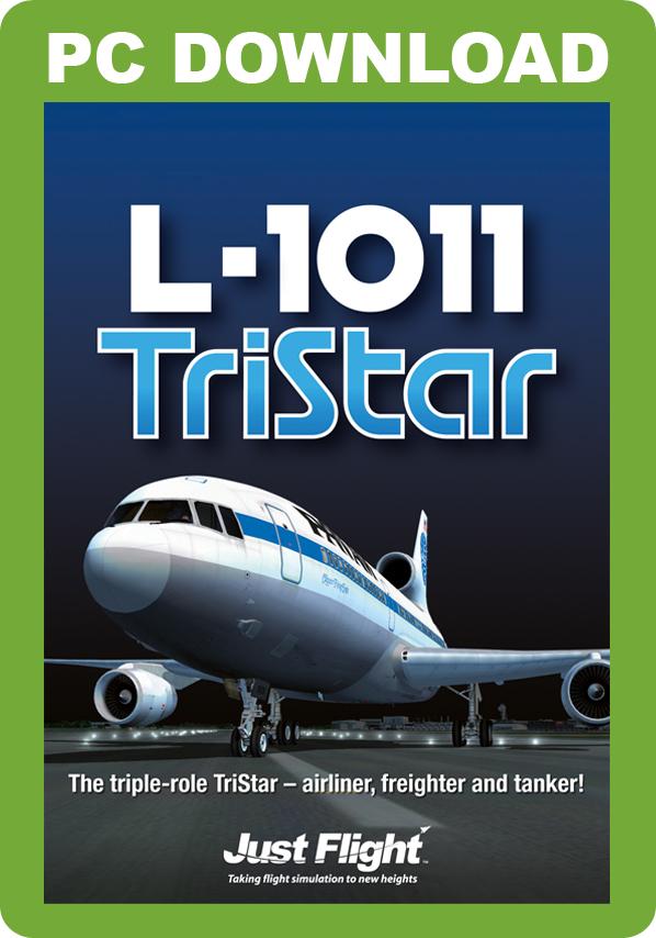 L-1011 TriStar Jetliner [Download]