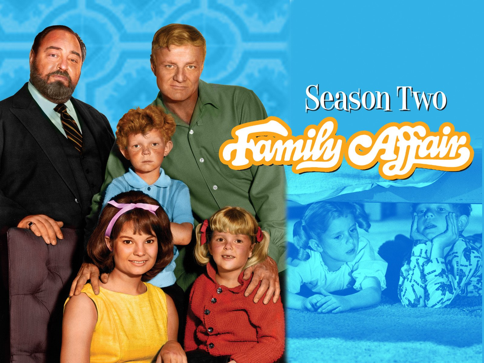 Family Affair - Season 2