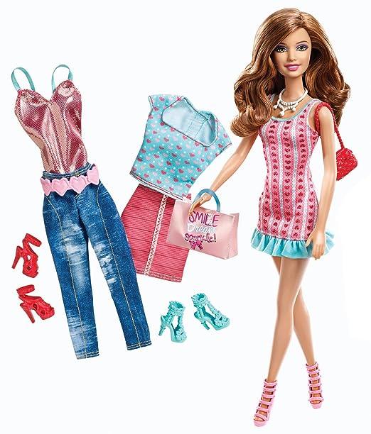 Barbie Teresa & Fashion set (BBX44) (japan import)