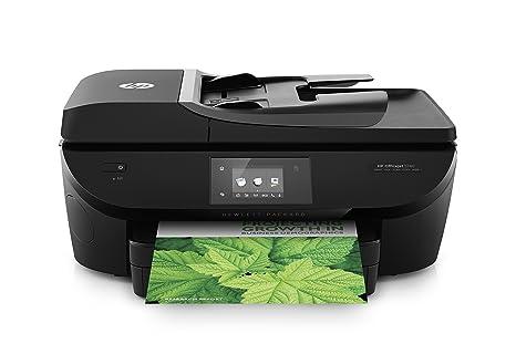 HP OfficeJet 5740 Imprimante multifonction Jet d'encre Couleur 12 ppm Wi-Fi Noir