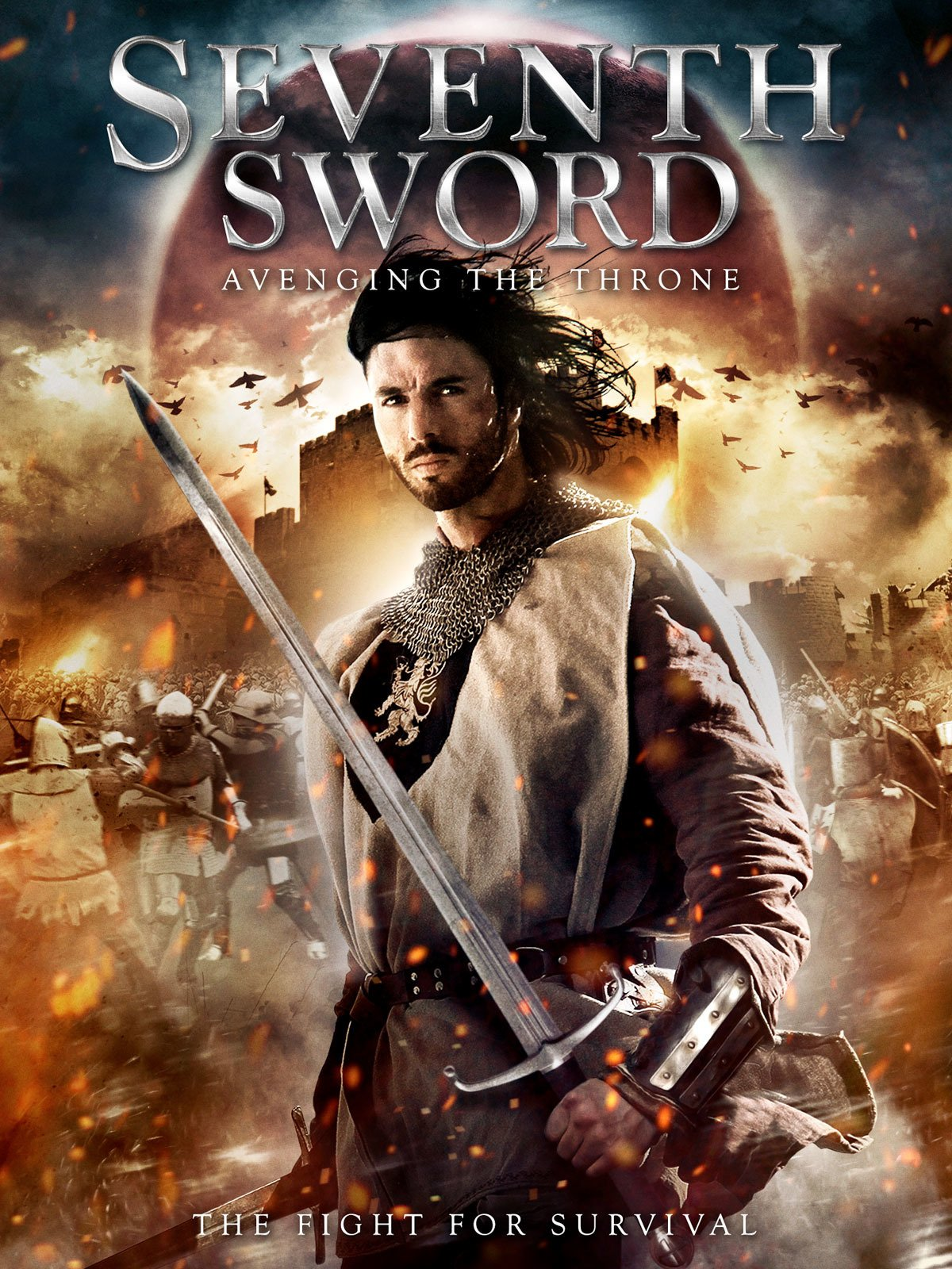 Seventh Sword on Amazon Prime Instant Video UK