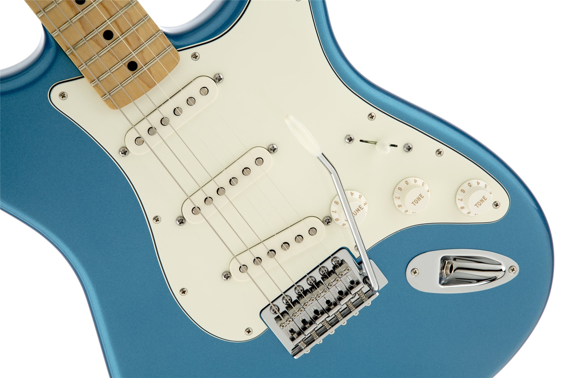 Buy Blue Fender Stratocaster Electric Guitar Now!