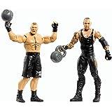 WWE Battle Pack Series #30 - Brock Lesnar vs. Undertaker with Kettlebells Figure Two-Pack