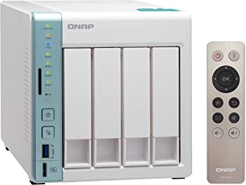 Qnap 4-Bay Personal Cloud Network Attached Storage
