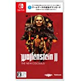 Bethesda Wolfenstein II The New Colossus NINTENDO SWITCH JAPANESE IMPORT REGION FREE