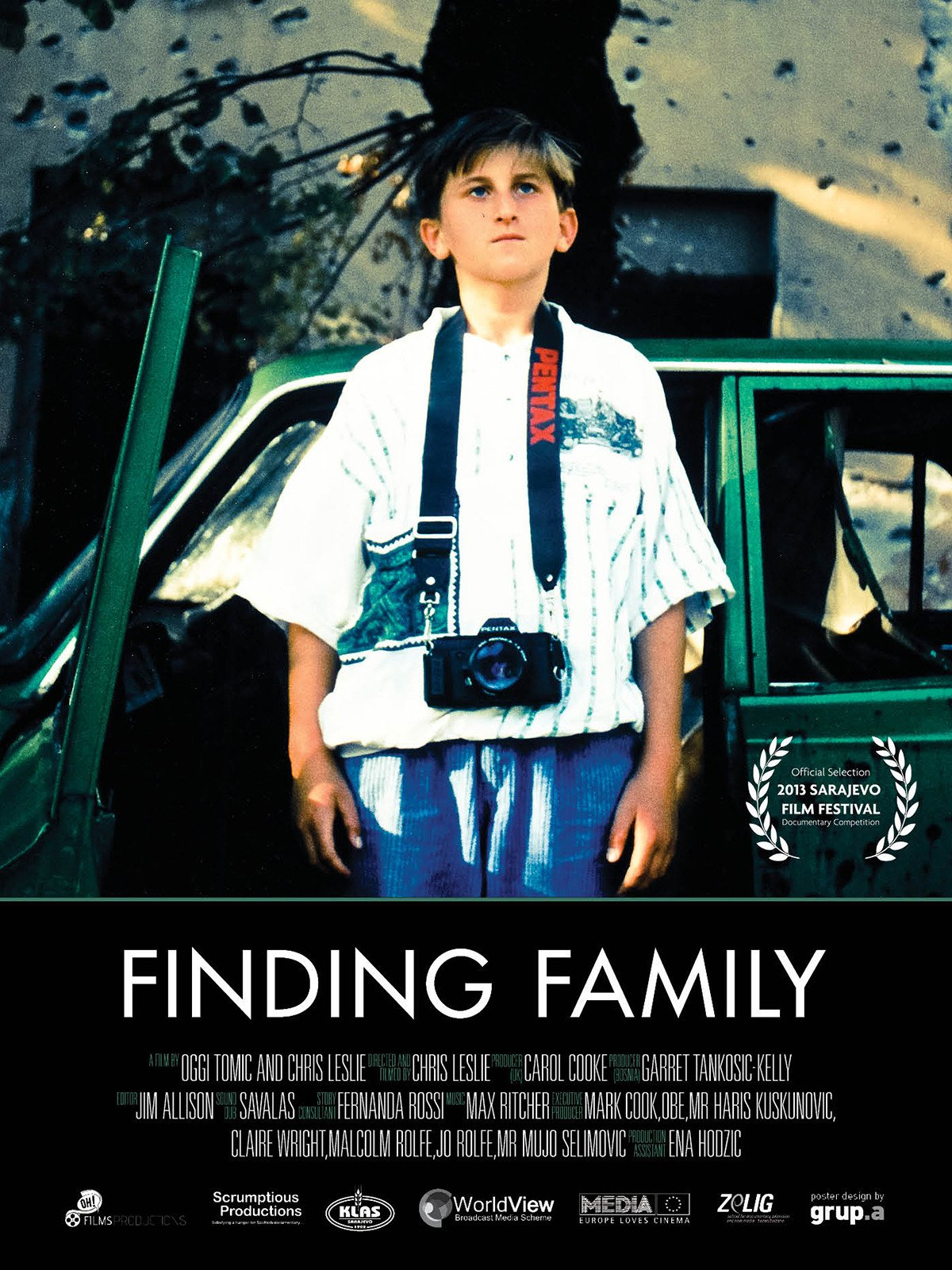 Finding Family on Amazon Prime Instant Video UK