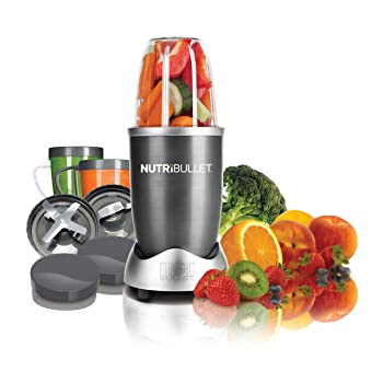 Magic Bullet NutriBullet 12-Piece High-Speed Blender System