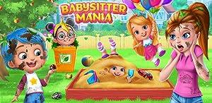 Babysitter Mania - Fun Kids Game by TabTale LTD