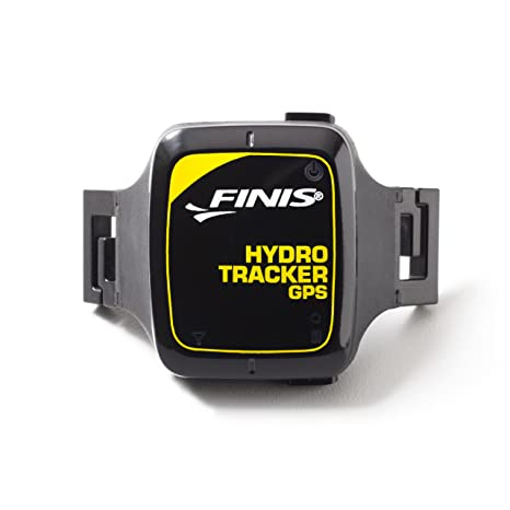 Finis Hydro Système GPS Noir