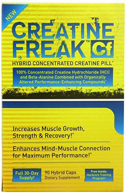 PharmaFreak Creatin Freak 90 Kapseln