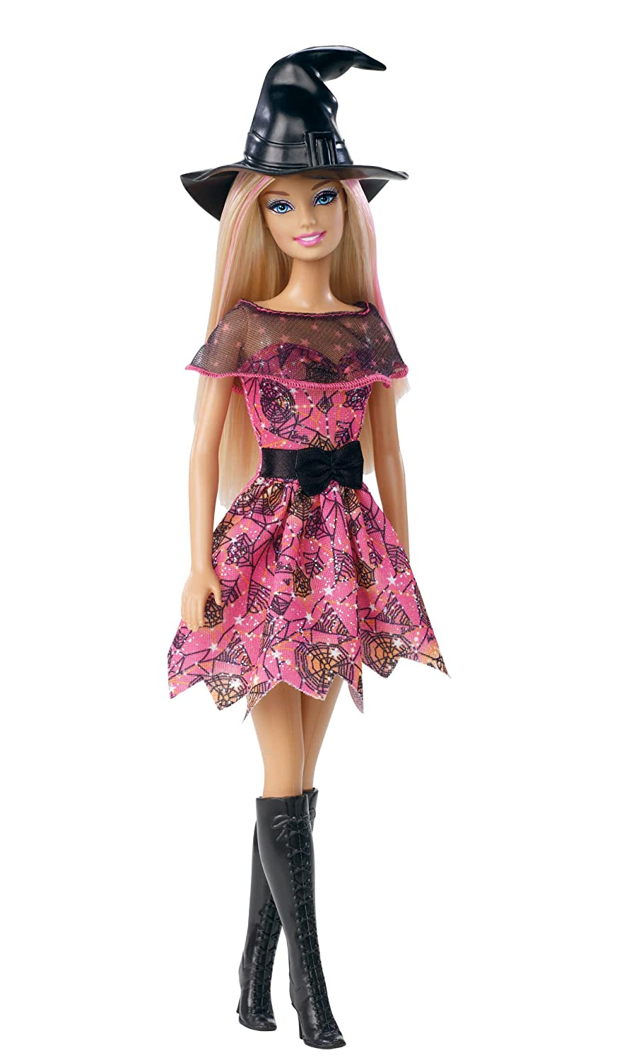 Barbie 2012 Halloween Barbie Doll als Geschenk