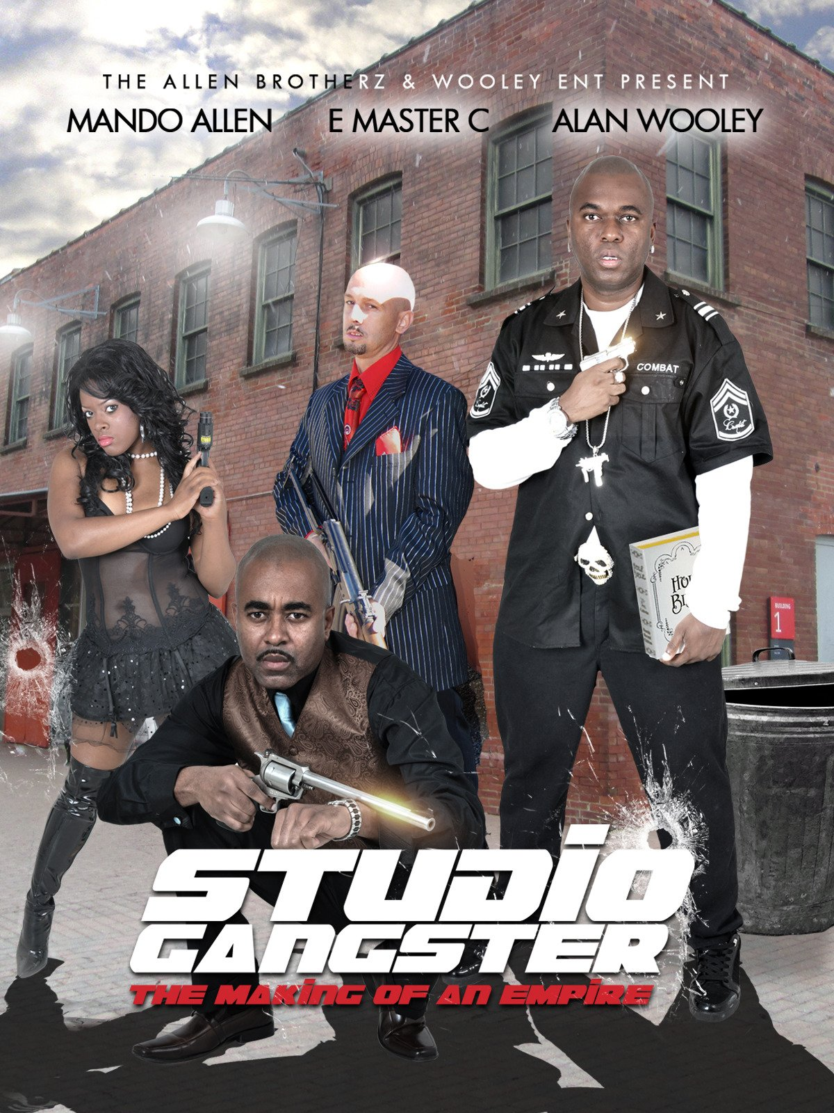 Studio Gangster on Amazon Prime Instant Video UK