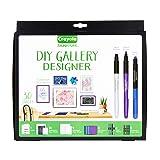 Crayola 04-0459 Signature DIY Gallery Designer