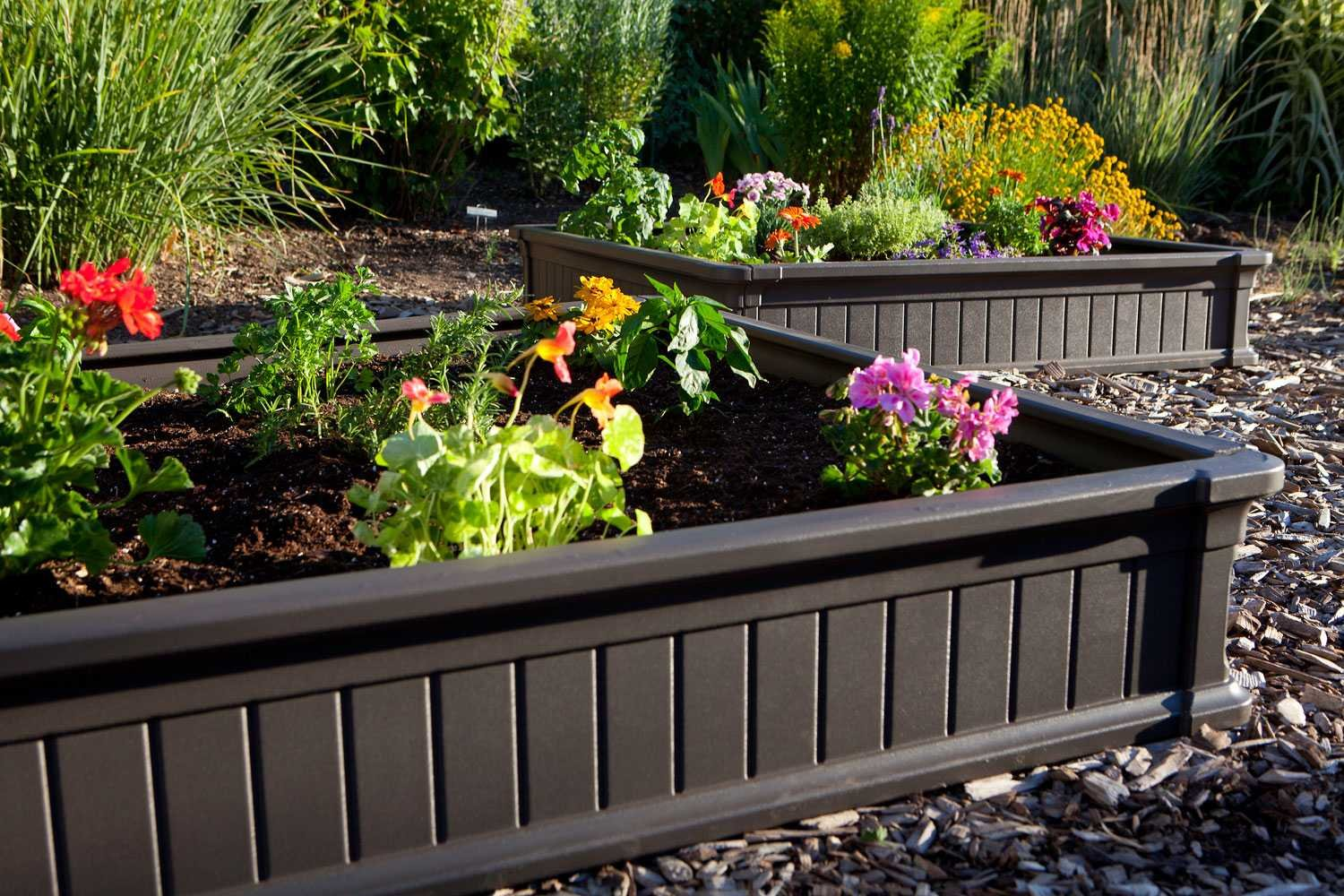 garden design with amazoncom lifetime raised garden bed by feet bed