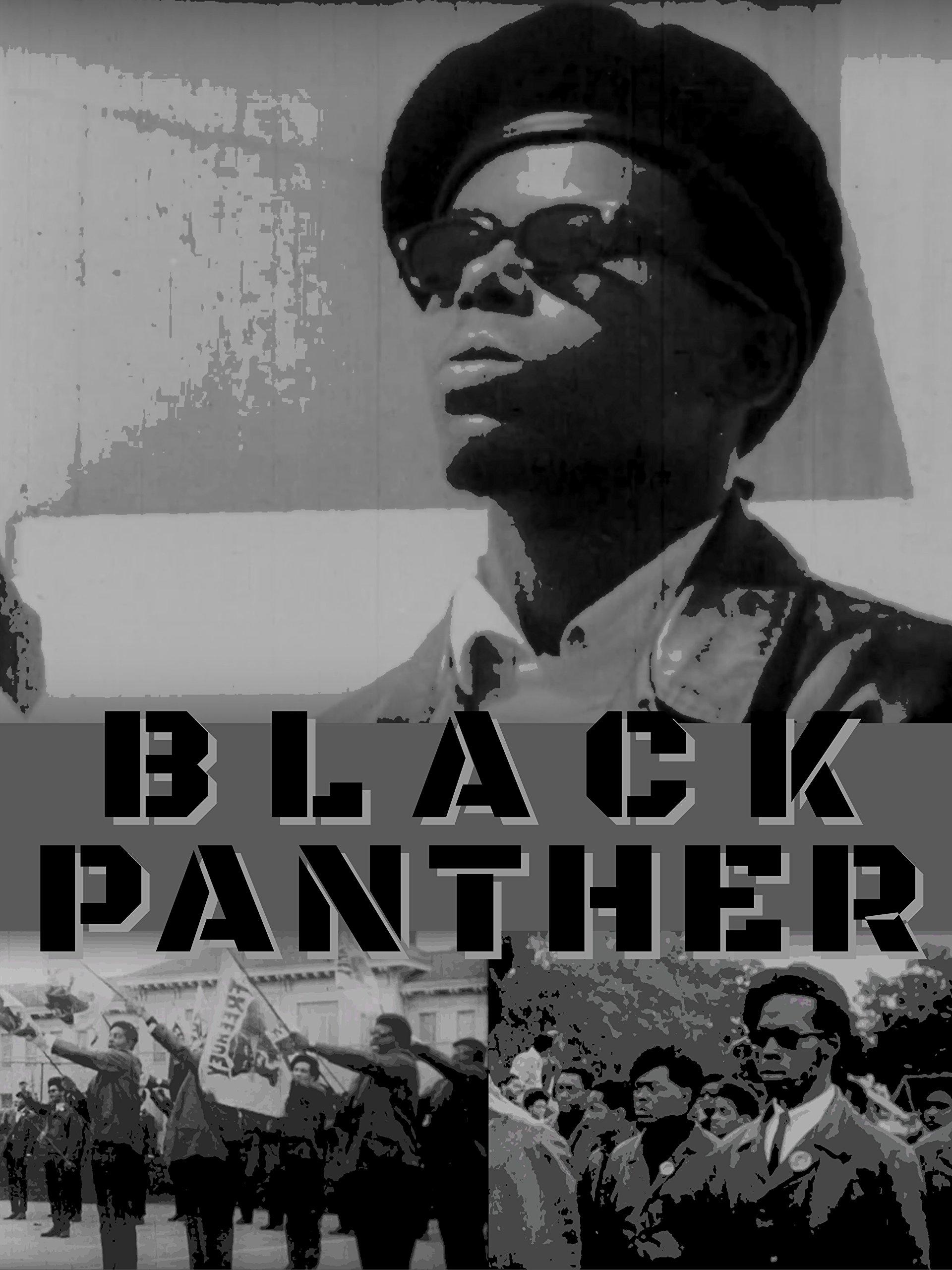 Black Panther on Amazon Prime Video UK