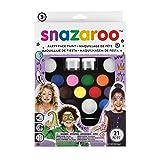 Snazaroo Face Paint Ultimate Party Pack (Color: Multicolor, Tamaño: Face Paint Set)
