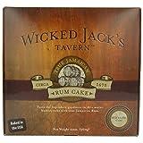 Wicked Jack's Tavern Red Velvet Rum Cake, 20-Ounce (Tamaño: 20 Ounce)