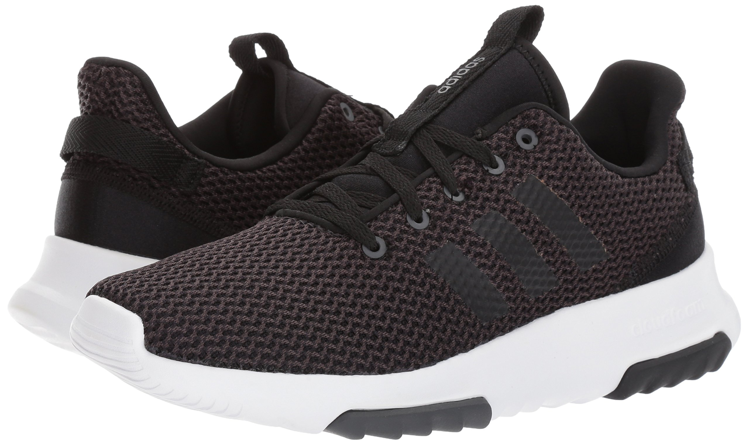 Mens Cf Racer Tr Running Shoes, Black adidas