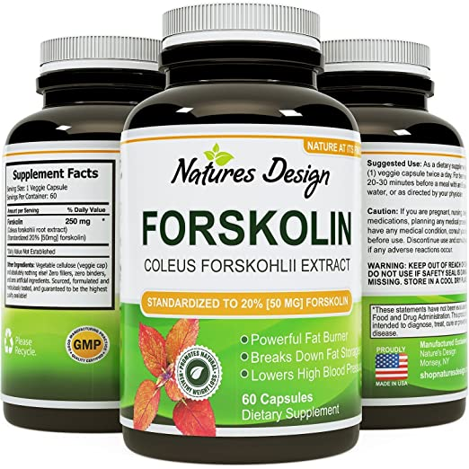 Forskolin by Huntington labs