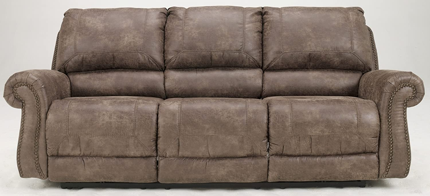 Oberson Reclining Sofa Power