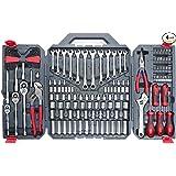 Crescent 170 Pc. General Purpose Tool Set - Closed Case - CTK170CMP2(4-Pack) (Tamaño: 4-Pack)