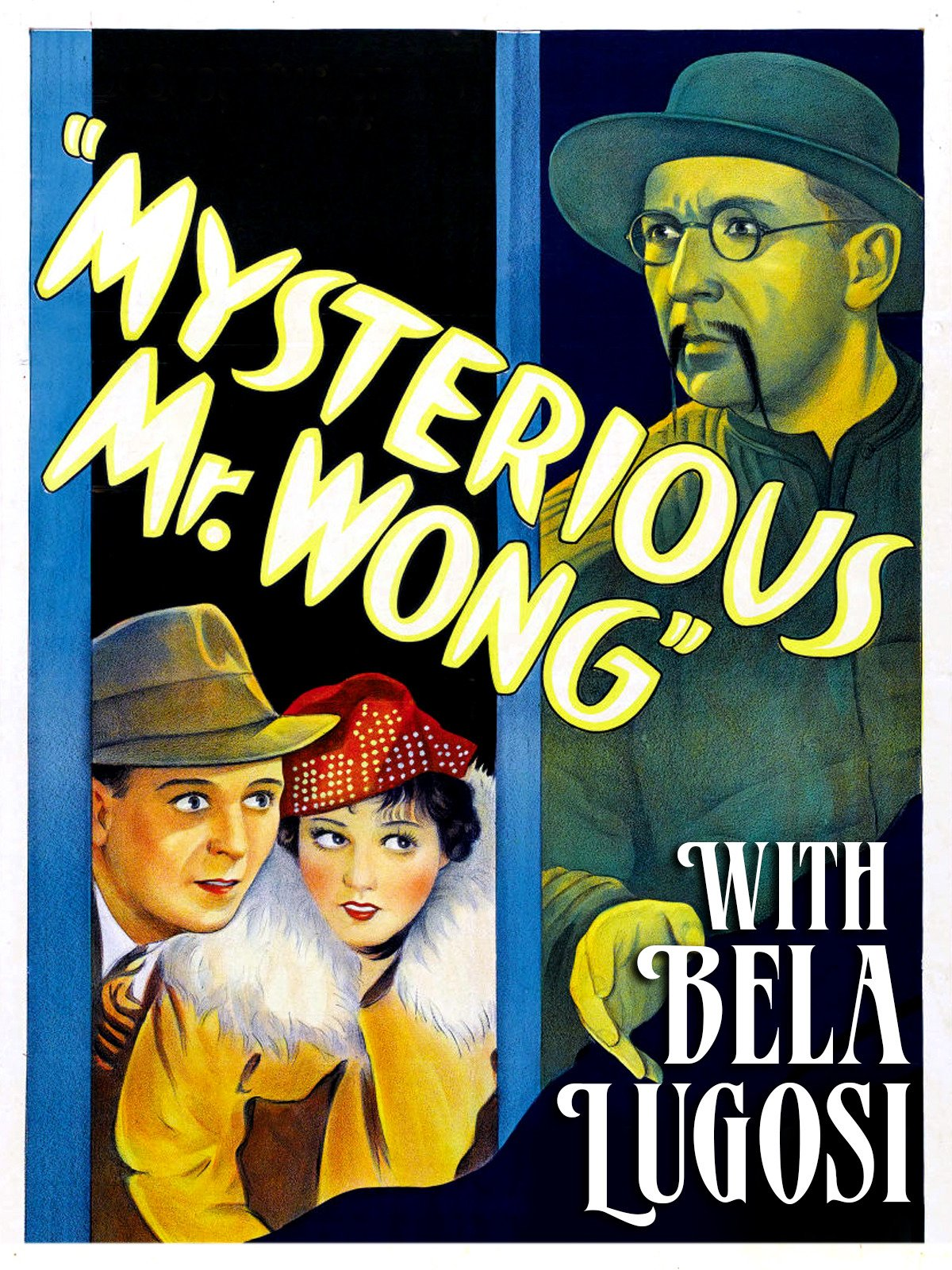 The Mysterious Mr Wong with Bela Lugosi