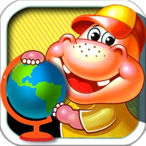 Amazing Countries - World Geography Educational Learning Games for Kids, Parents and Teachers by Avocado Mobile Inc