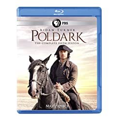 Poldark: The Complete Fifth Season Masterpiece [Blu-ray]