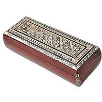 Egyptian Mosaic Trinket Box