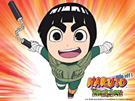 Naruto Spin-Off: Rock Lee & His Ninja Pals, Season 1, Vol. 1 (English Dub)