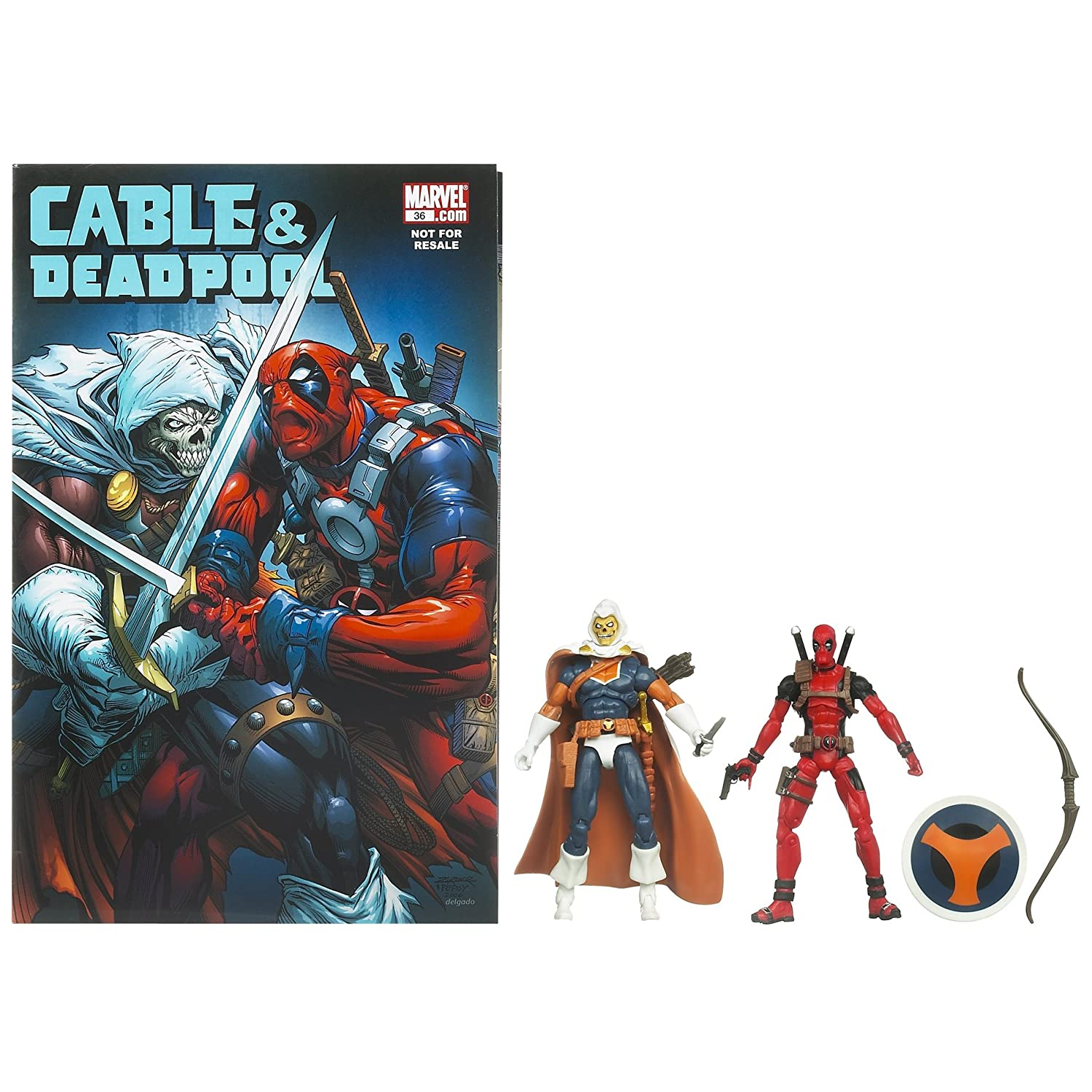 Marvel Universe Greatest Battles Comic Pack Deadpool & Taskmaster jetzt bestellen