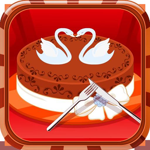 Chocolate royal cake - cooking game