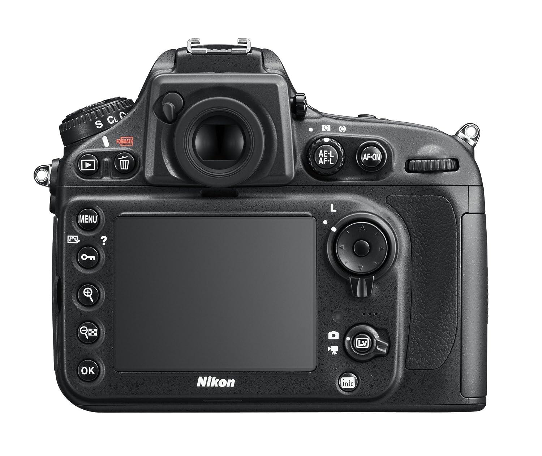 Nikon D800 SLR-Digitalkamera (36 Megapixel,