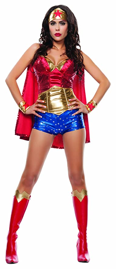 Wonder Lady Costume