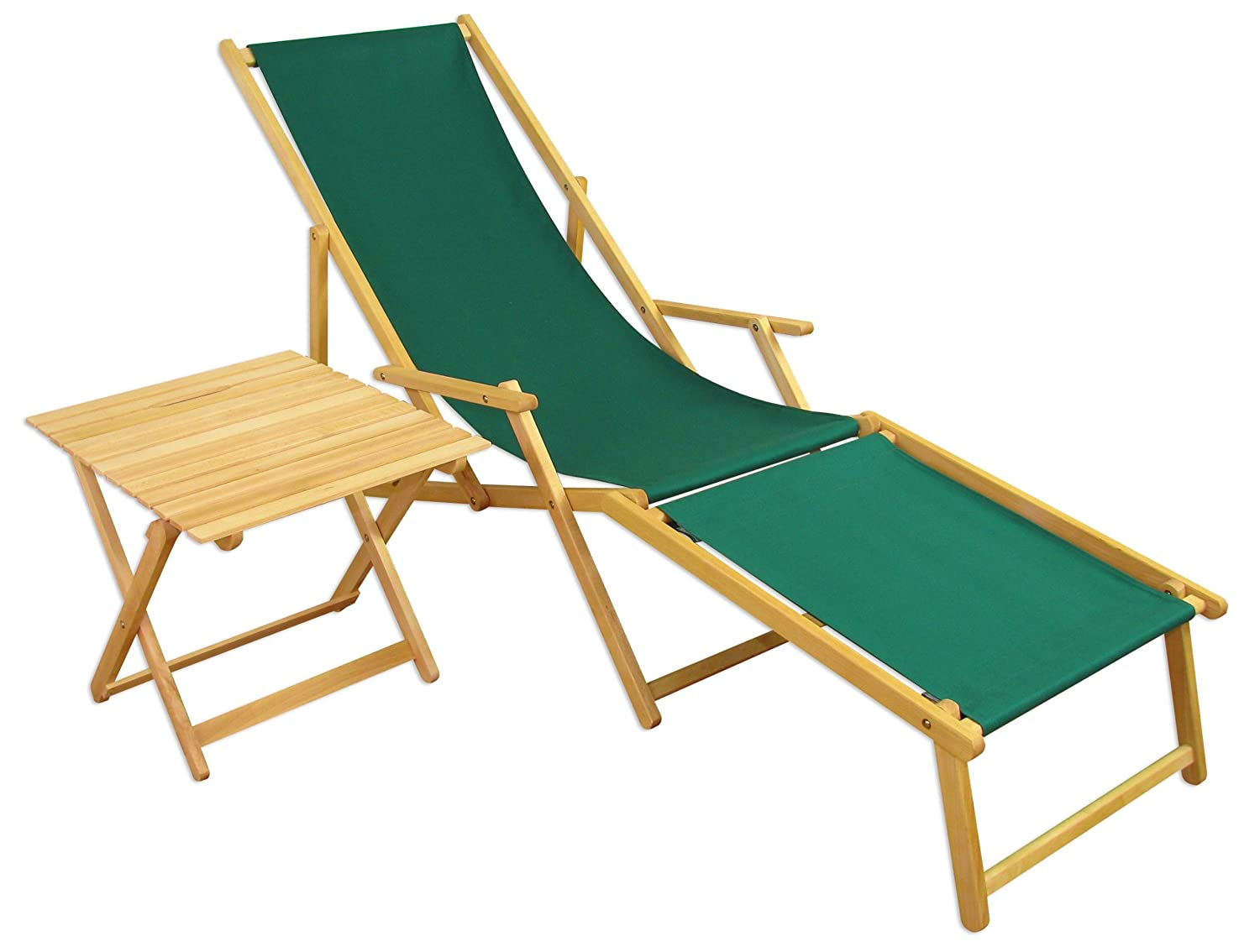 sonnenliege gartenliege deckchair saunaliege inkl. Black Bedroom Furniture Sets. Home Design Ideas