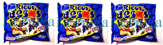 Rico Besos Candy 3 Montes Ricos Besos