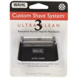 Wahl 4000 Razor Screen Foil, Ultra Clean (Super Close)