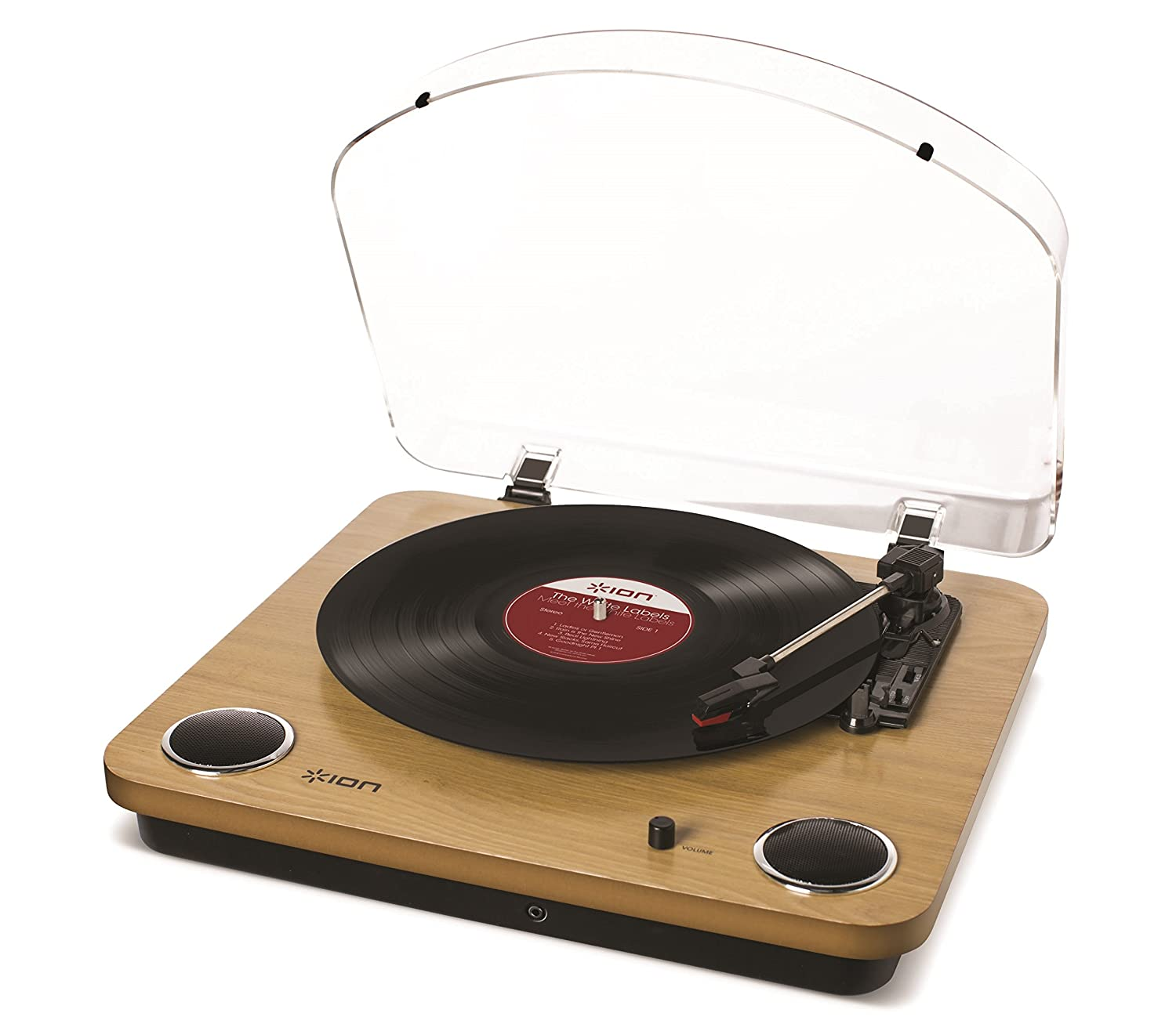 ION Audio Max LP | 3-Speed Belt Drive Turntable