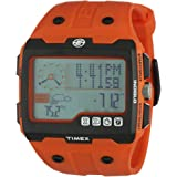 Expedition WS4 Watch Orange 000 by Timex Corporation (Color: Orange)