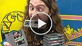 CGR Undertow DVD Top 10 NES Games & New Art