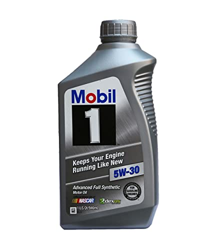 Mobil 1 94001 5W-30 Synthetic Motor Oil