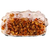 MRE Bar - Meal Replacement Bar (1 Box / 12 Bars) (Color: Iced Carrot Cake)
