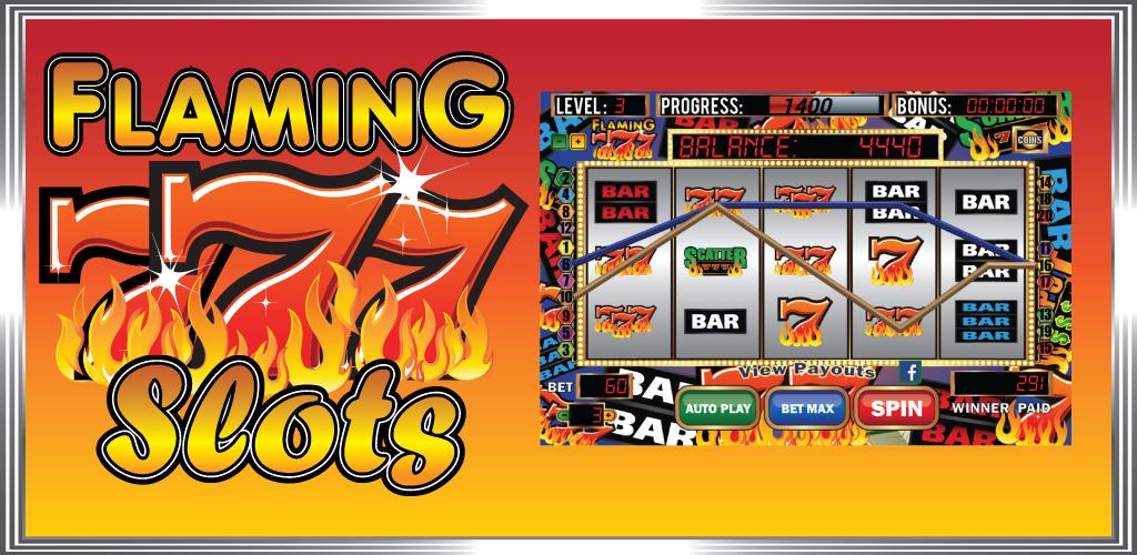 Amazon Com Flaming 7 S Slots Free Slot Machine Appstore