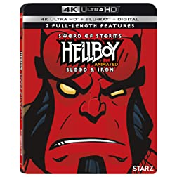 Hellboy Double Feature [4K Ultra HD + Blu-ray]