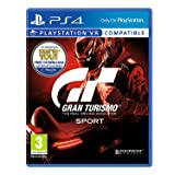 Gran Turismo: Sport (PS4) (PSVR Compatible) UK IMPORT REGION FREE