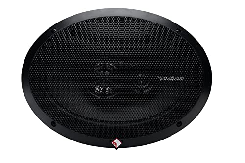 Best Car Speakers - Rockford Fosgate R169X3 Prime 6x9-inch 3-way Full Range Coaxial Speaker
