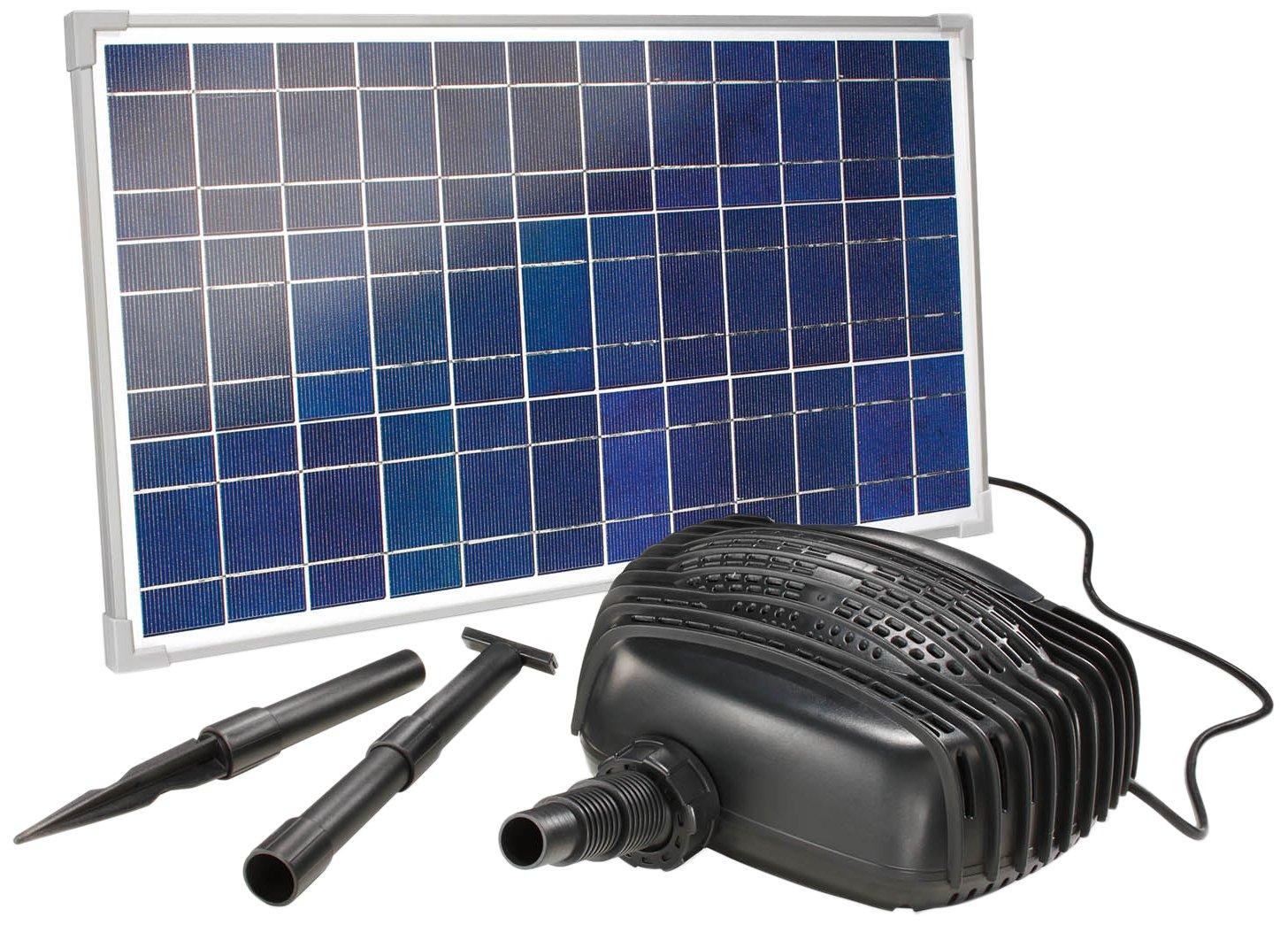 Esotec 101762 Solar Bachlaufsystem Garda  GartenKundenbewertung und weitere Informationen