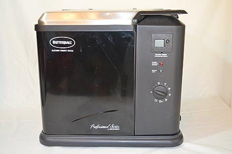 Masterbuilt Butterball Indoor Black Turkey Fryer 23010212