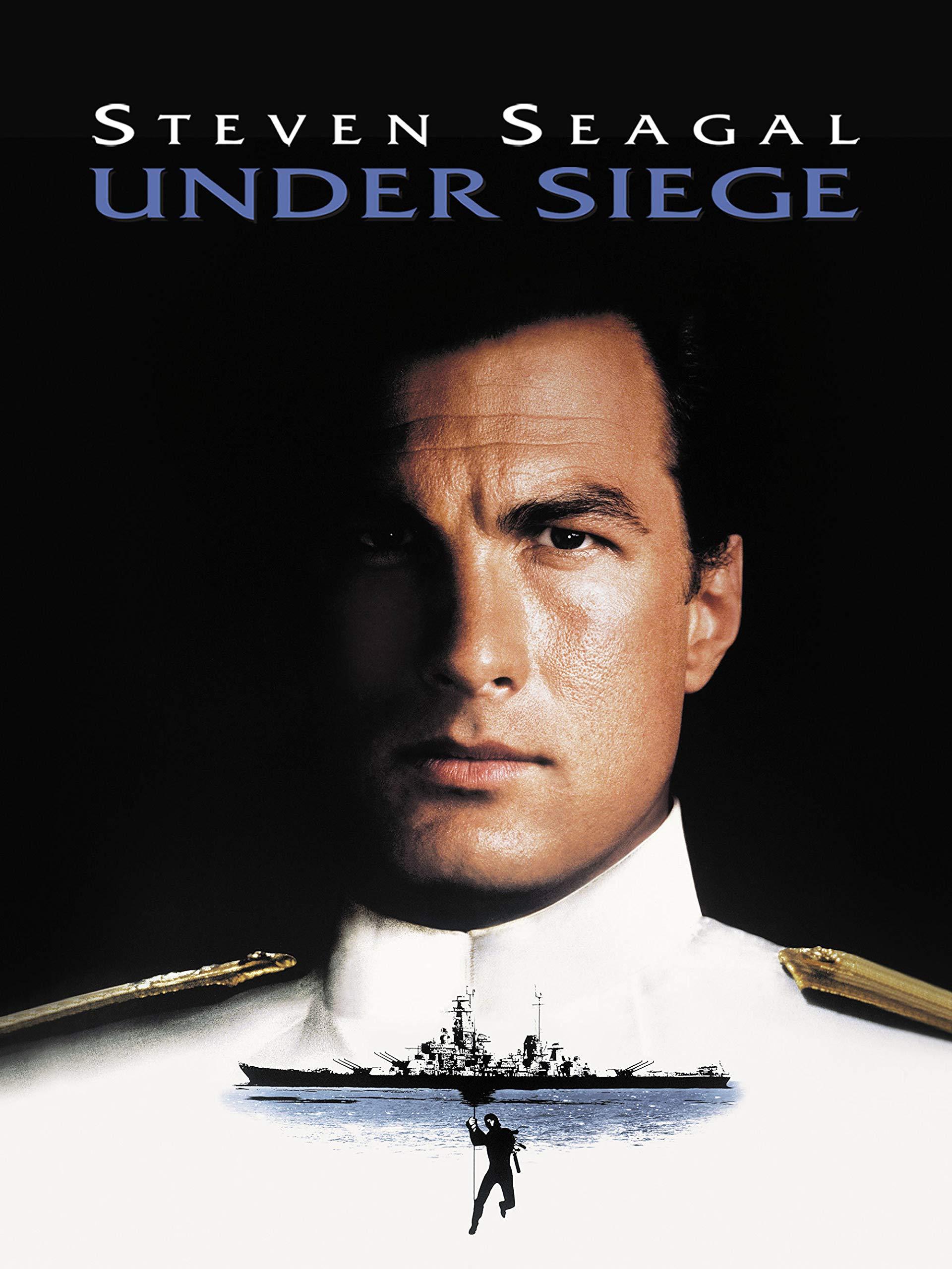 Under Siege on Amazon Prime Video UK